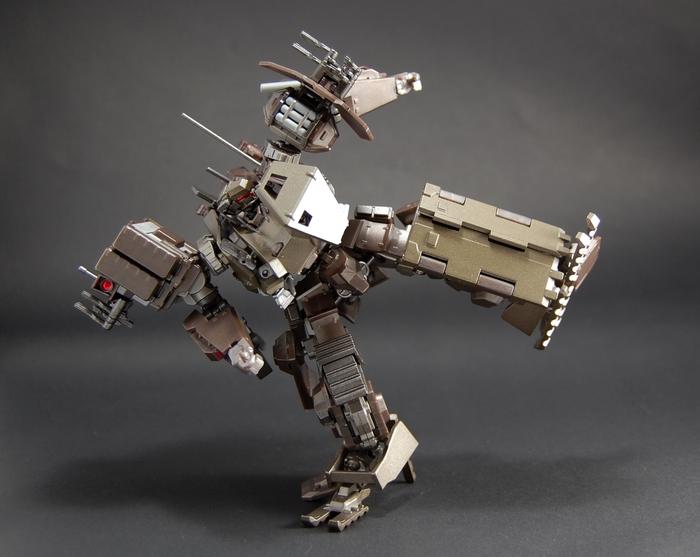 スーパーロボット超合金 アーマードコアV UCR-10/A