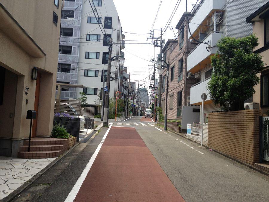 奥沢駅周辺