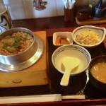 松好さんの釜飯
