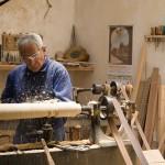 バームクーヘン削り師