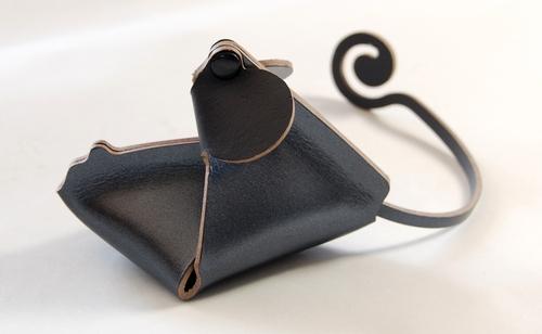 ネズミのコインケース (9)