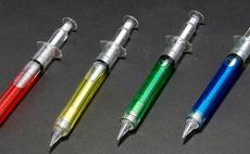 注射器シャープペン