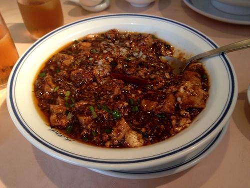 天外天の麻婆豆腐 (3)