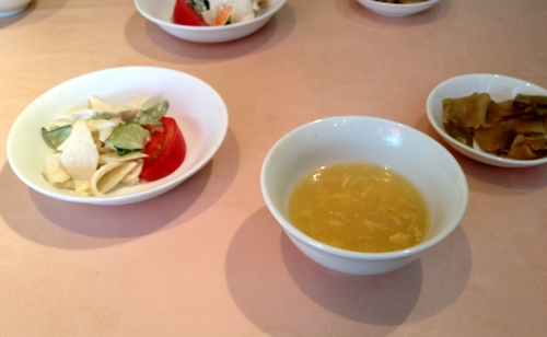 天外天の麻婆豆腐 (2)