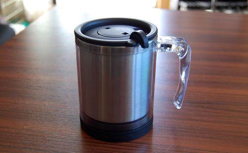 自動攪拌機付きマグ (1)