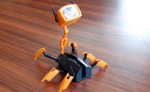 LED変形ロボット (7)