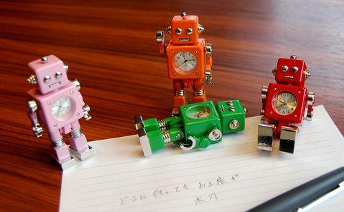 おもちゃのロボット (12)