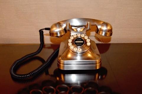 カッコいい電話