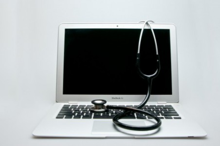 macと聴診器