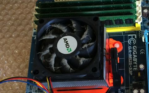 AMDのCPUファン